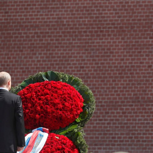 Photo Story: The Day of Memory and Sorrow in Russia