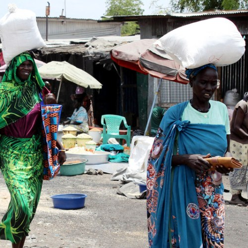 UN warns South Sudan on the brink of famine