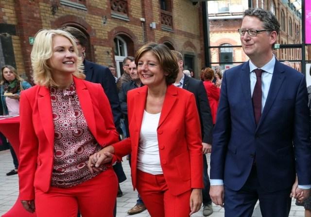 SPD leading trio