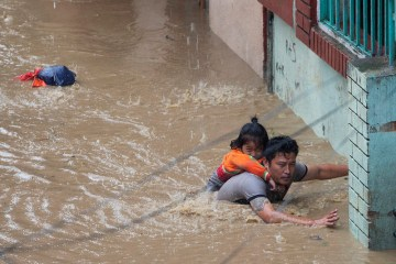 Weather disasters killed 2 million in last 50 years, UN agency WMO says
