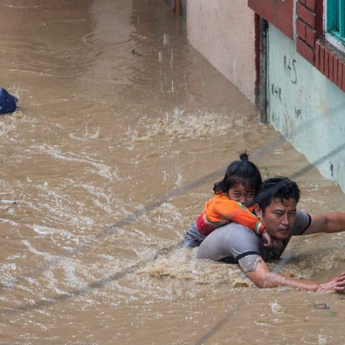 Monsoon floods wreck havoc in Nepal and India