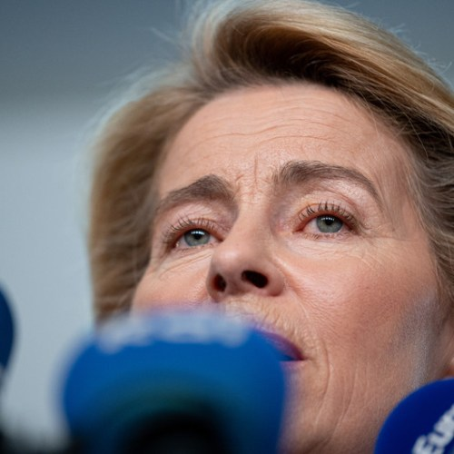 Von der Leyen nomination met with resistance and frustration from the MEPs