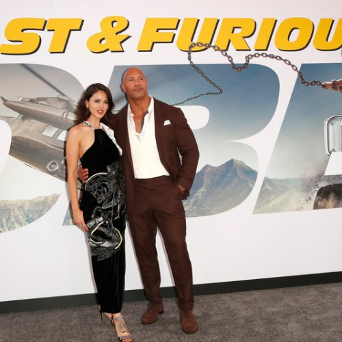 Photo story: World premiere of 'Fast and Furious presents Hobbs and Shaw'