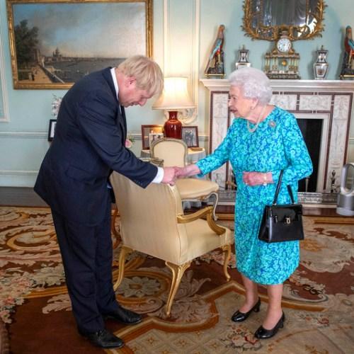 Boris Johnson appointed British Prime Minister