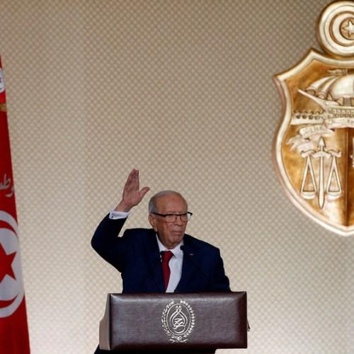 Tunisia president hospitalised once more