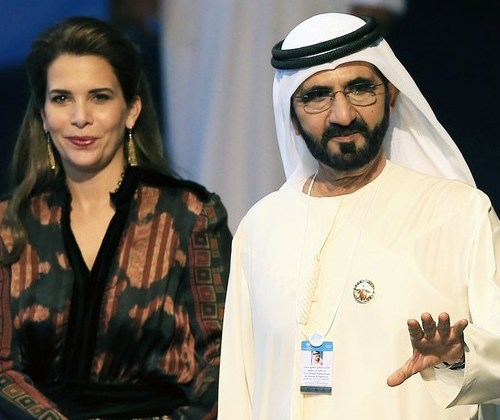 Dubai's Princess Haya seeks legal protection in London