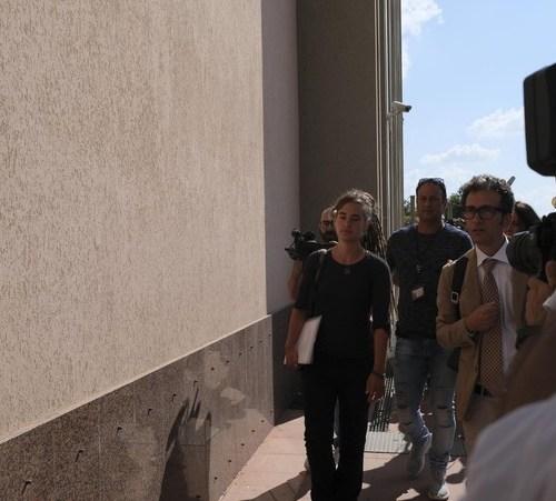 Sea-Watch captain Carola Rackete faces Italy prosecutor over migrants