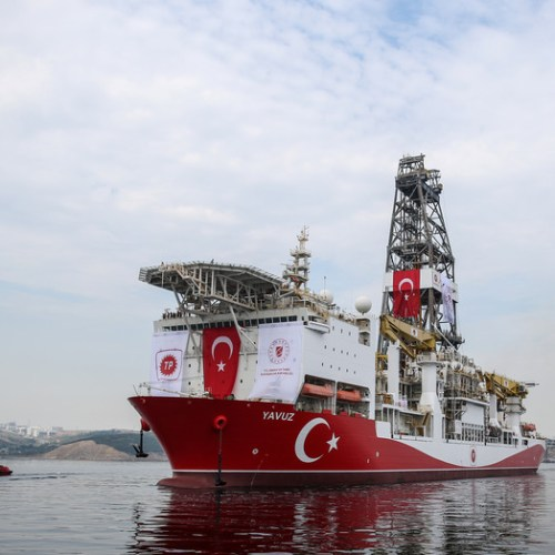 EU signals sanctions on Turkey over Cyprus drilling