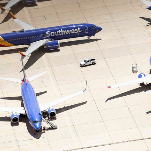 Photo Story: Southwest Airlines takes Boeing 737 Max out of schedules