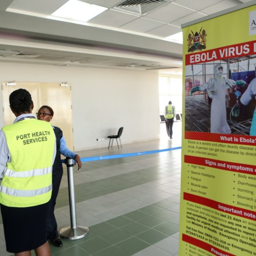 Ebola in the Democratic Republic of the Congo on the edge of spiralling out of control