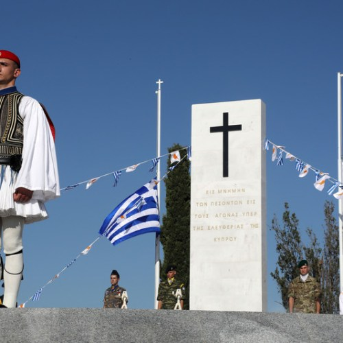 Photo Story: Memorial in Cyprus for soldiers killed in the 1974 Turkish invasion