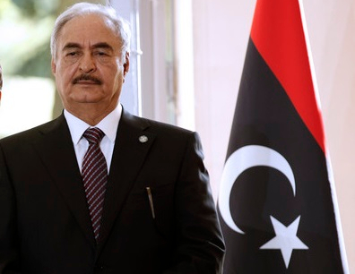 Oil production in Eastern Libya to resume as Haftar announces lifting of blockade