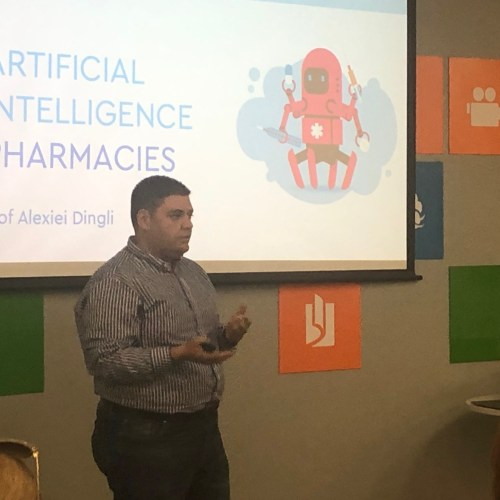 Enabling AI in the pharmaceutical sector