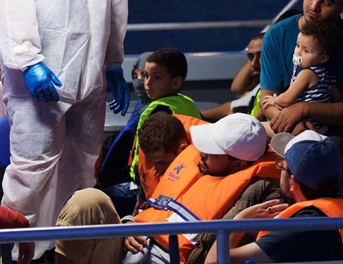 IOM and UNHCR urges EU to restart Mediterranean Rescue Operations