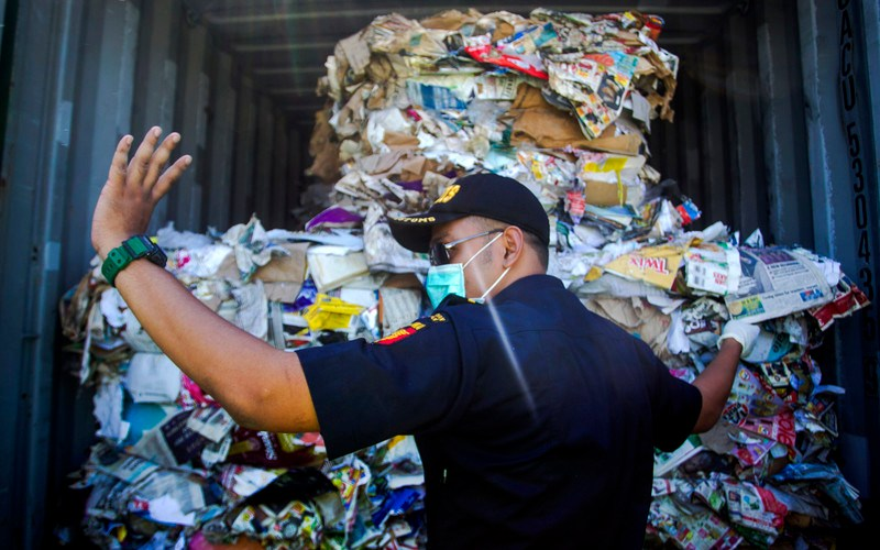 EU guidelines play down infection risks posed by domestic waste