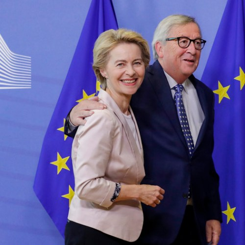 Political storm in Germany over choice of von der Leyen for European Commission chief