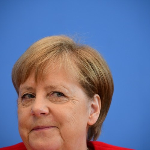Merkel says she is fit for work