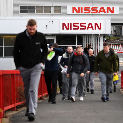 Nissan to cut 12,500 jobs worldwide