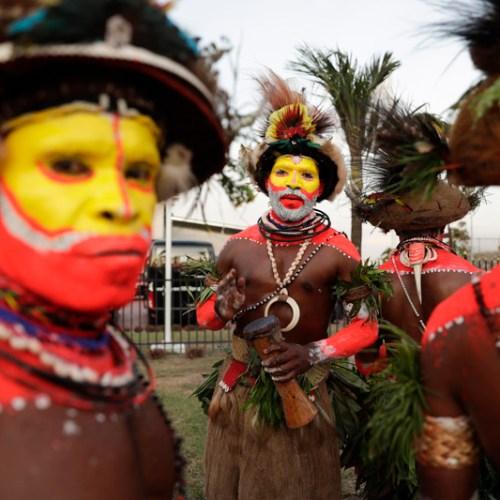 Massacre in Papua New Guinea