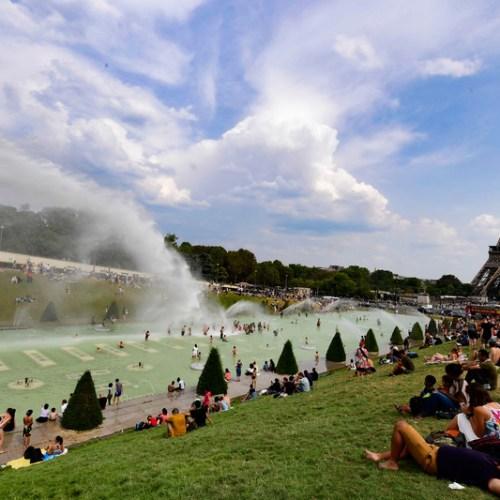 Heatwave alert for Paris withdrawn