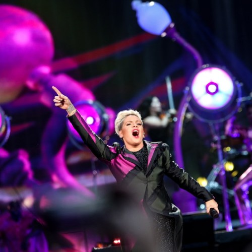 Photo Story: Pink in Berlin