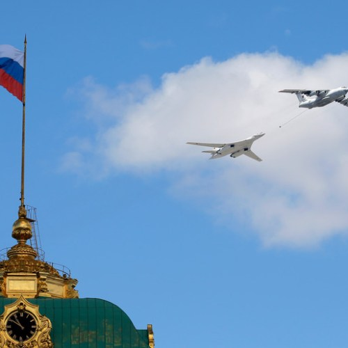 UPDATED: Joint Russian and Chinese air patrol heightens tension in Korean peninsula