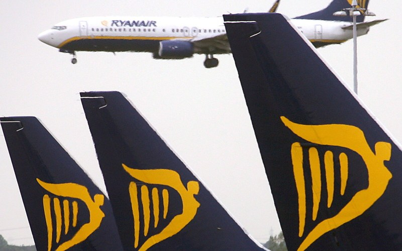 Ryanair CEO sees 'significantly' higher plane ticket prices next summer