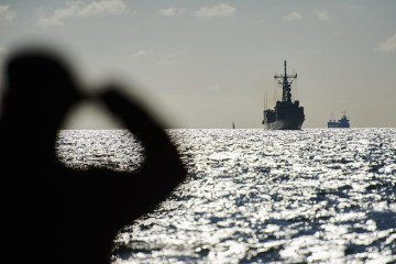 Tensions simmer after Turkey sent off Maltese registered Cypriot vessel away from its continental shelf