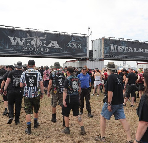 Photo Story: 30 years of the Wacken festival