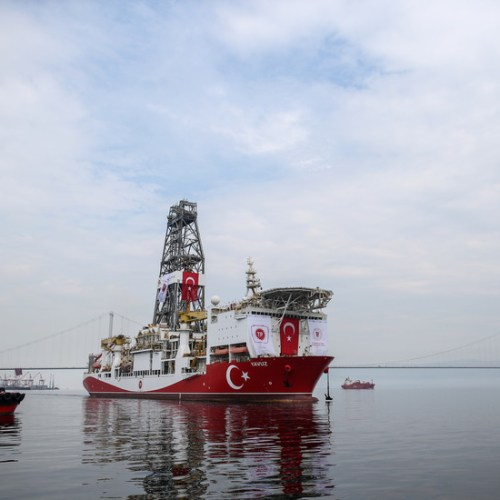 Turkey plans to deploy fourth drill ship off Cyprus