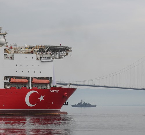 UPDATED: Washington urges Turkey to halt drilling operations off the coast of Cyprus, Ankara reacts to EU warning