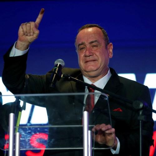 Giammattei elected President of Guatemala