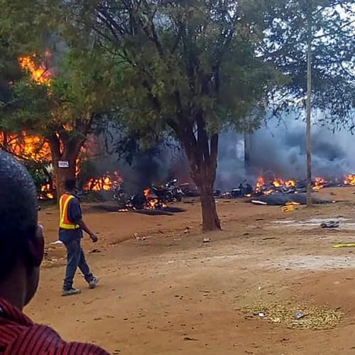 57 dead as fuel tank explodes in Tanzania