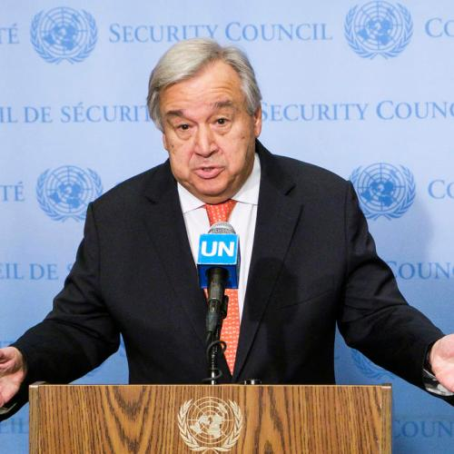World must stamp out persecution of religious groups, Guterres declares on new UN Day