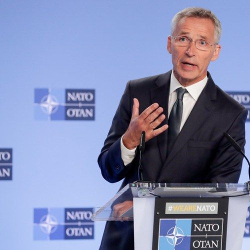 NATO, New Zealand Leaders Consult on Cooperation