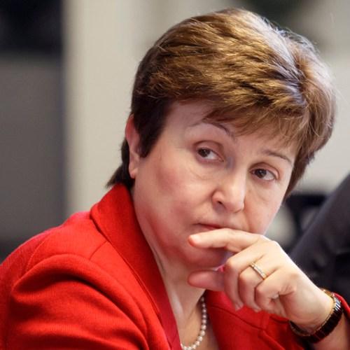 Bulgarian Kristalina Georgieva selected by EU for IMF top job