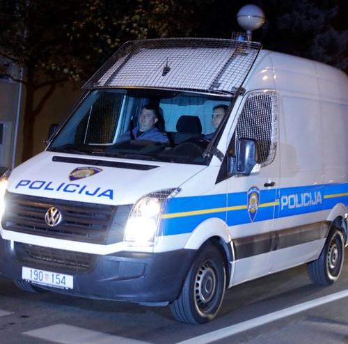 Massacre in Zagreb