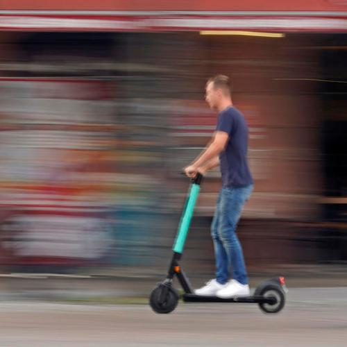 Growing concern in the UK as police register dramatic increase in e-scooters incidents