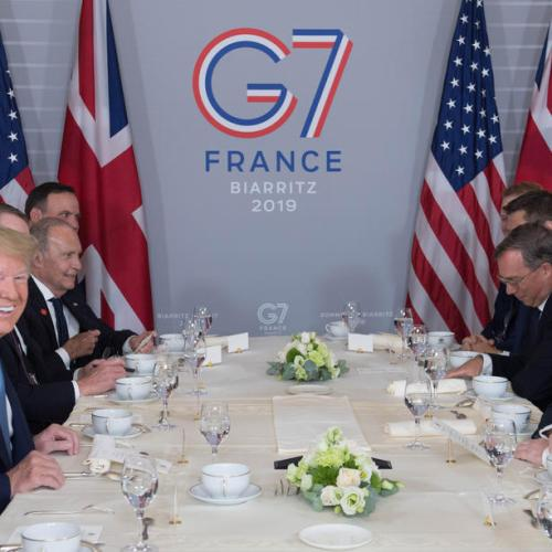 Joint Statement following meeting between the British PM and the US President in Biarritz