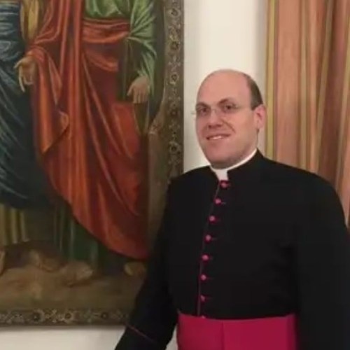 Msgr. Joseph Grech assigned to the Permanent Mission of the Holy See to the International Organisations in Vienna