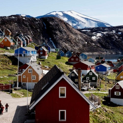 Greenland holds election closely watched by global mining industry
