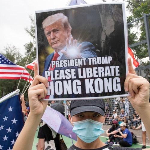 Trump suggests 'personal meeting' with Chinese President over Hong Kong crisis