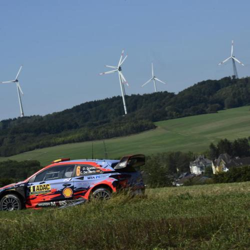 Photo Story: The Rally of Germany 2019