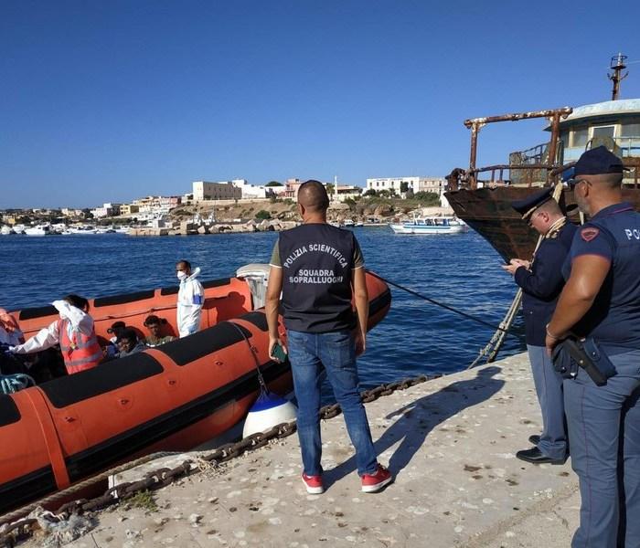 10 landings with 177 people in Lampedusa