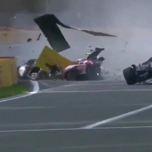 French driver Antoine Hubert, 22 dies after high speed collision during F2 race at Belgian Grand Prix (Updated with Photos)