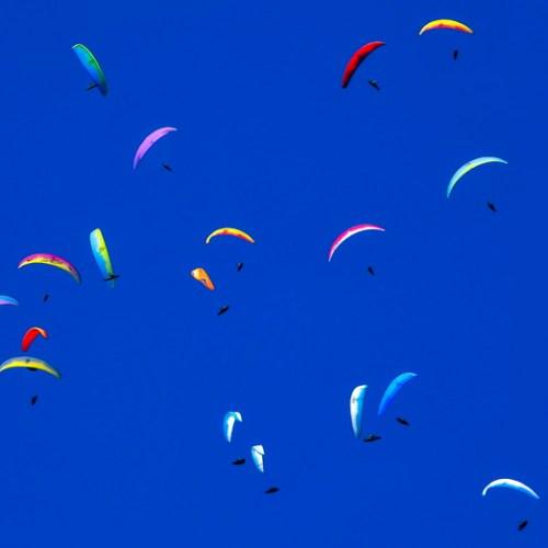 Photo Story: 16th FAI Paragliding World Championship