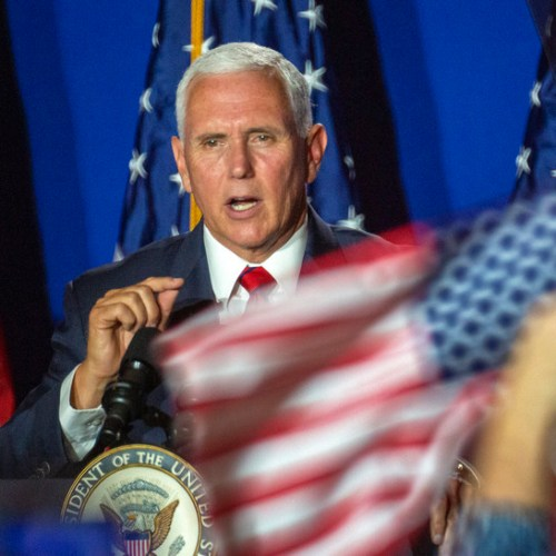 Trump confirms that Mike Pence will be 2020 running mate