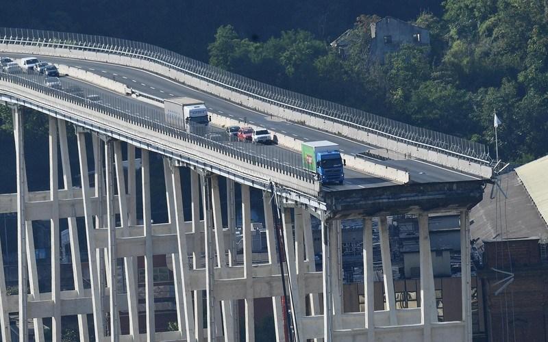 Pope Francis writes to the people of Genoa on Morandi bridge disaster anniversary