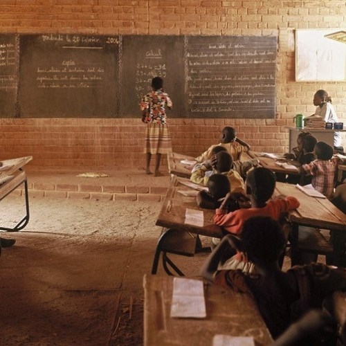 Education under fire in Central and Western Africa warns UNICEF report