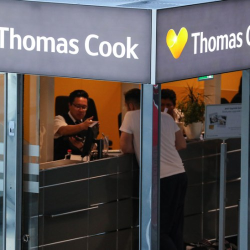Holiday firm Thomas Cook agrees key terms of rescue deal